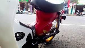 Modif Honda Astrea 800 Rasa C70  Simpel  U0026 Keren Pepen