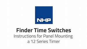 Finder Time Switches