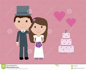 Cute Bride And Groom Stock Images - Image: 12142844