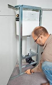 Wand Wc Montage : wc montage ber eck waschbecken wc ~ Watch28wear.com Haus und Dekorationen