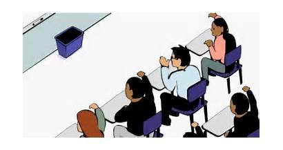 Teacher Student Students Classroom Racism Class Anti