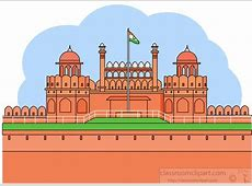 Red fort clipart Clipground