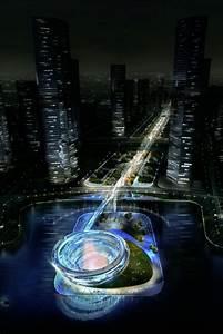 Ksp Jürgen Engel Architekten : ksp designs floating urban helix for changsha archdaily ~ Frokenaadalensverden.com Haus und Dekorationen