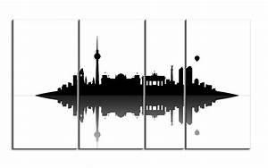 Skyline Bilder Schwarz Weiß : berlin skyline schwarz weiss ~ Orissabook.com Haus und Dekorationen