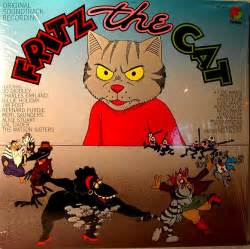 fritz the cat fritz the cat fritz the cat original soundtrack recording