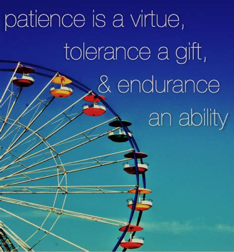 quotes  patience  tolerance quotesgram