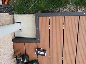 Poser Une Terrasse En Composite : poser une terrasse composite sur lambourdes et plots gardening pinterest terrasse bois ~ Melissatoandfro.com Idées de Décoration