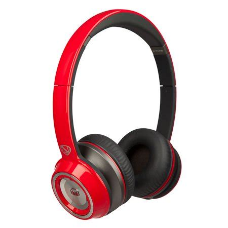 Monster Ncredible Ntune Onear Wired Headphones With Mic