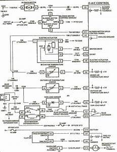 I Need A Wiring Schematic For A 1994 Cadillac  Fleetwood A