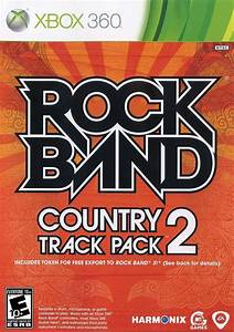 Rock Band Country Track Pack 2 Xbox 360 Review Any Game