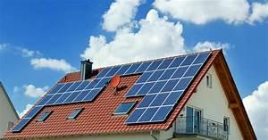 Solar Auf Dem Dach : solarenergie material und funktion von solarzellen das haus ~ Heinz-duthel.com Haus und Dekorationen