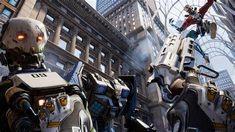 wallpaper robo recall vr oculus touch  games games