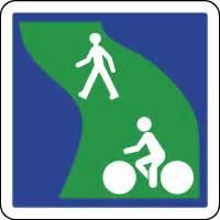 Panneau Voie Verte : panneau piste cyclable 2 lignes dv43a ~ Medecine-chirurgie-esthetiques.com Avis de Voitures