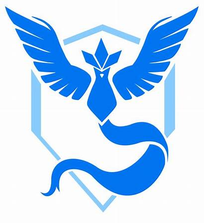 Mystic Pokemon Team Clipart Pokemongo Correct Vector