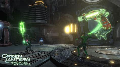 jeux de green lanterne images green lantern la r 233 volte des manhunters