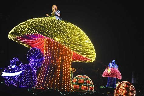 electrical parade extended at walt disney