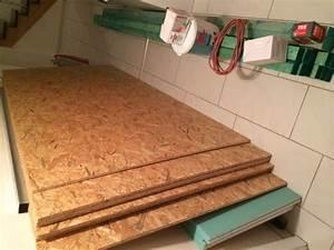 Sauna Im Keller : sauna teil 1 vorbereitung des bodens f r die bodengleiche dusche hausbau ein baublog ~ Buech-reservation.com Haus und Dekorationen