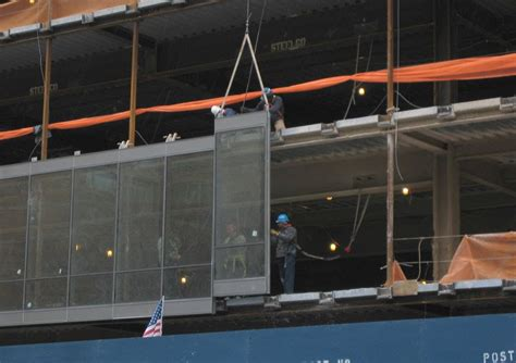 system types glass curtain wall installation