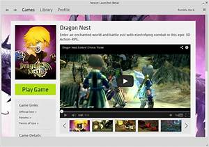 Dragon Nest is Now Available on the Nexon Launcher