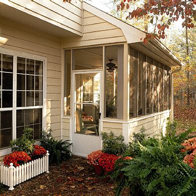 Cost Of Adding A Sunroom To A House by What To Before Adding A Sunroom Better Homes Gardens