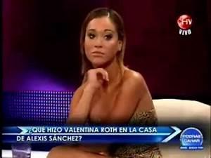 """¡La realidad de Valentina Roth! """"Primer Plano"""" - YouTube"""