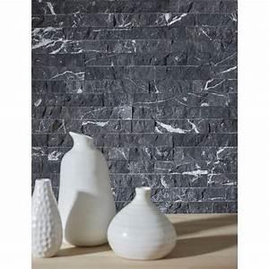 plaquette de parement pierre naturelle anthracite cottage With leroy merlin chaise de jardin 1 plaquette de parement pierre naturelle rose gris beige