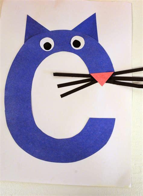 letter c crafts for preschool preschool and kindergarten 204 | C is for cat craft