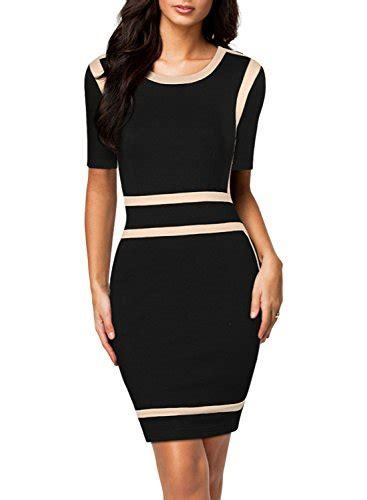 robe de bureau the best color block dresses xpressionportal