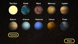 Solar System - The Planets 3D - Android Apps on Google Play