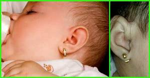 When And How To Get Baby 39 S Ears Pierced