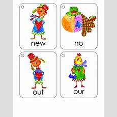 First 100 Words Flashcards #10 Kidspressmagazinecom