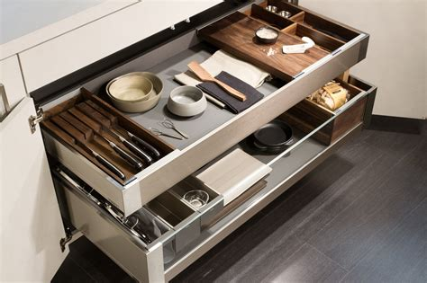 an organized kitchen snaidero usa