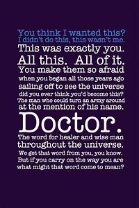 Quotes - Doctor... Dedicated Doctor Quotes