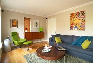 Young Professionals - Eclectic - Living Room - Dublin - by