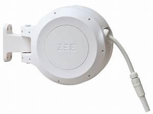 Enrouleur Automatique Tuyau Arrosage : tuyau d 39 arrosage mirtoon 10m enrouleur automatique ~ Premium-room.com Idées de Décoration