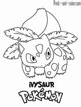 Pokemon Coloring Pages Printable Ivysaur Colouring Sheets Gen Kleuren Kleurplaten Fairy Pikachu Books Xy раскраски Generation Gratis Kleurboeken Bladzijden Boek sketch template