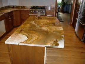 kitchen island countertop 40 great ideas for your modern kitchen countertop material