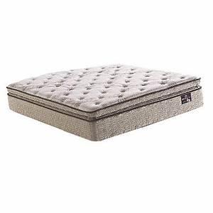 Serta Perfect Sleeper Edgeburry Super Pillow Top Queen