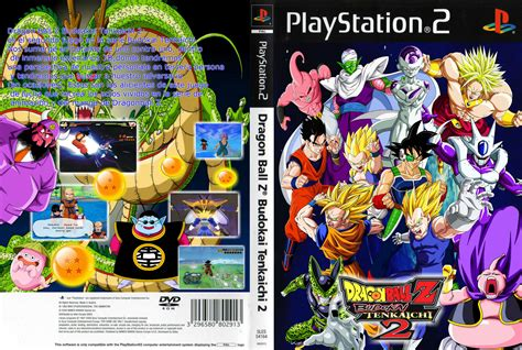 Dragon Ball Z Budokai Tenkaichi 2 Ps2 Taringa