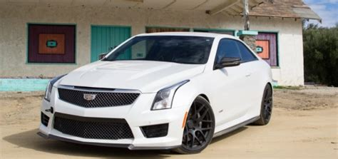 cadillac ats coupe body kit   cadillac gm authority