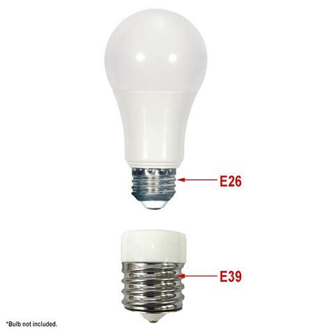 e26 medium base sockets platinum e26 medium base to e39 mogul socket