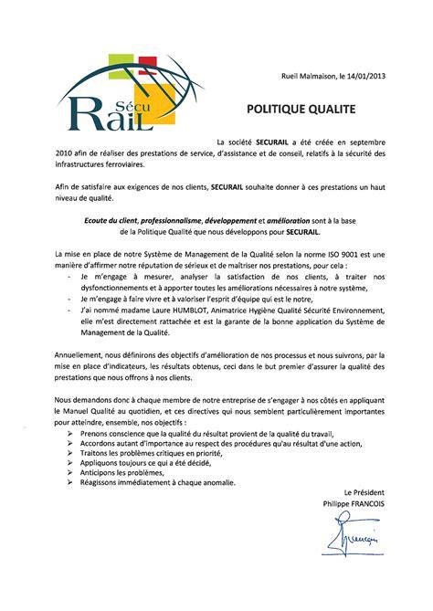 bureau veritas recrutement politique qualité securail