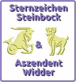 Sternzeichen Steinbock Widder : sternzeichen steinbock aszendent widder ~ Markanthonyermac.com Haus und Dekorationen