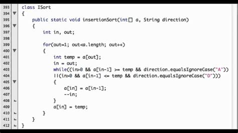 java sample program code