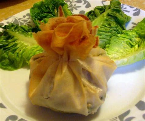poisson facile à cuisiner recette aumonière de saumon la recette facile