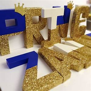 prince letters royal crown royal glitter letter gold With glitter block letters