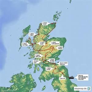 Land In Schottland Kaufen : schottland tour von sorrosw landkarte f r das ~ Lizthompson.info Haus und Dekorationen