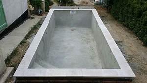 enduit etanche eau brignoles draguignan aix en provence With enduit pour piscine beton