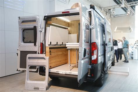 The good thing is, there are lots of different options out there for camper van bathroom setups so wherever you are on the spectrum, you'll be able to find. Concept camper van has fully removable interior ... including bathroom