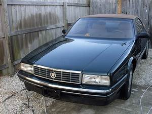 1987 Cadillac Allante - Specifications